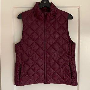 Loft lightweight puffer vest